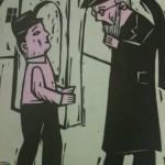 Yeyel et son grand-père