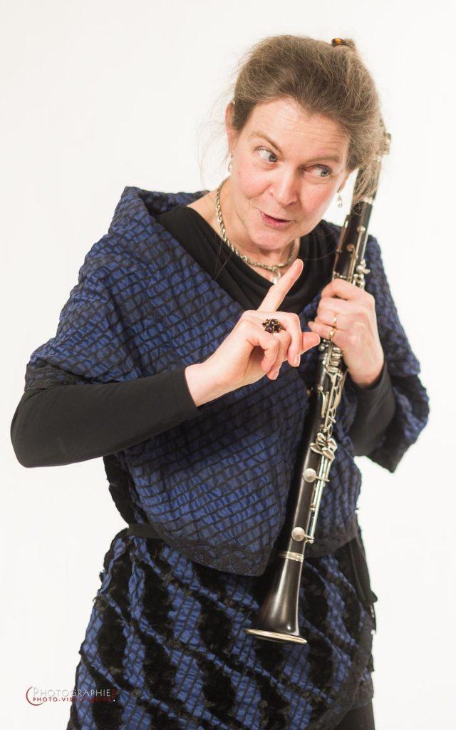 clarinette récit renouvelé