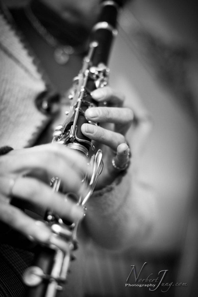 La clarinette conte